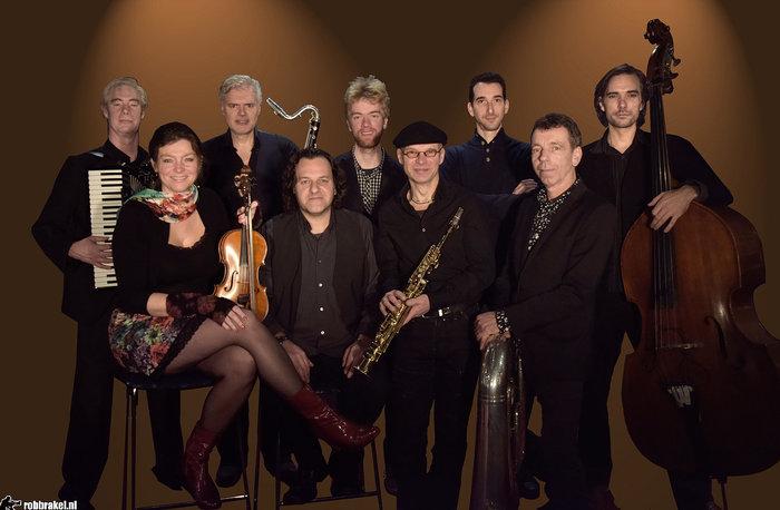 Gadjo orchestra original
