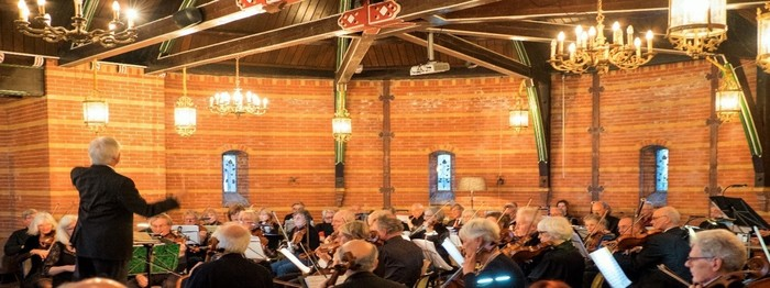 Original orkest van de vorige eeuw original